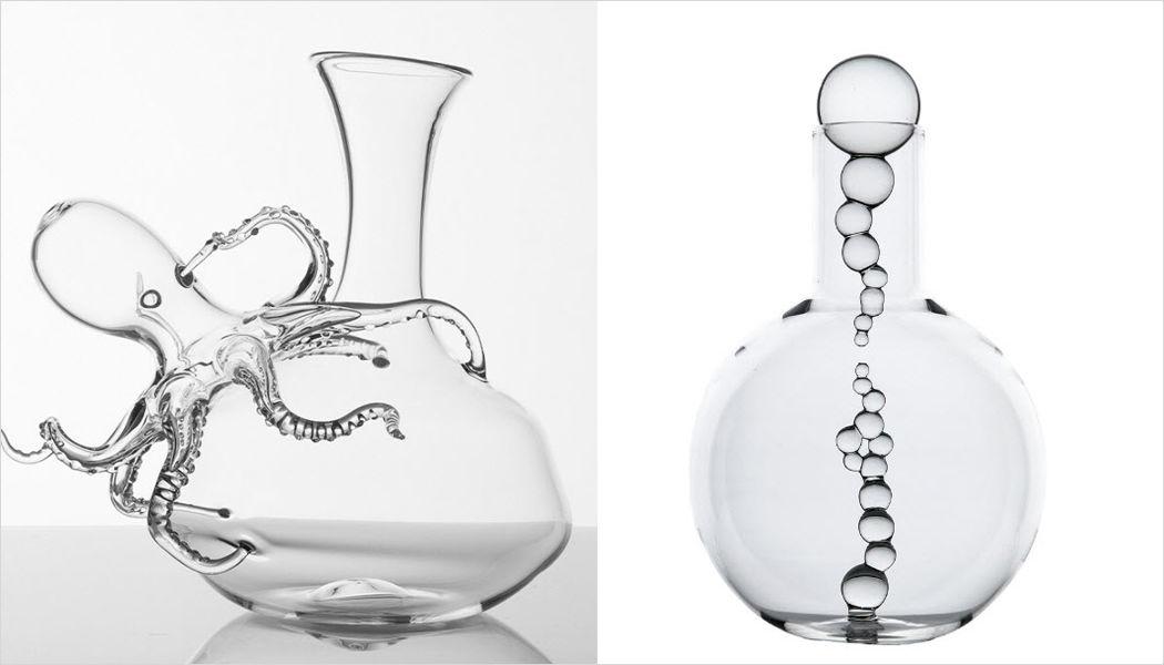 ATELIER CRESTANI Karaffe Flaschen und Karaffen Glaswaren  |