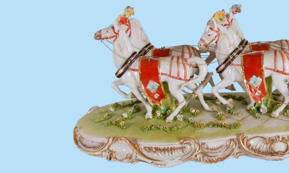 Principe Porcellane Figürchen Verschiedene Ziergegenstände Dekorative Gegenstände  |