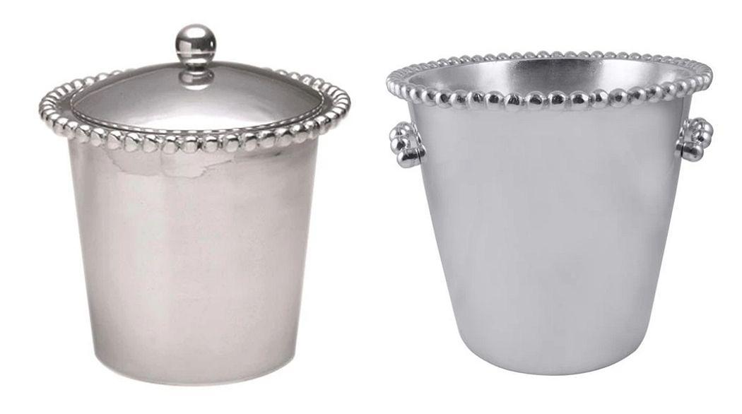 Mariposa Eiskübel Getränkekühler Tischzubehör   
