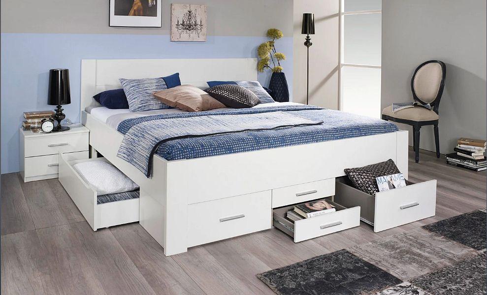 Matelpro Doppelbett mit Bettkästen Doppelbett Betten   