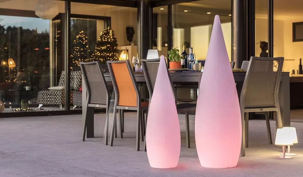 LUMISKY Stehlampe Stehlampe Innenbeleuchtung  |