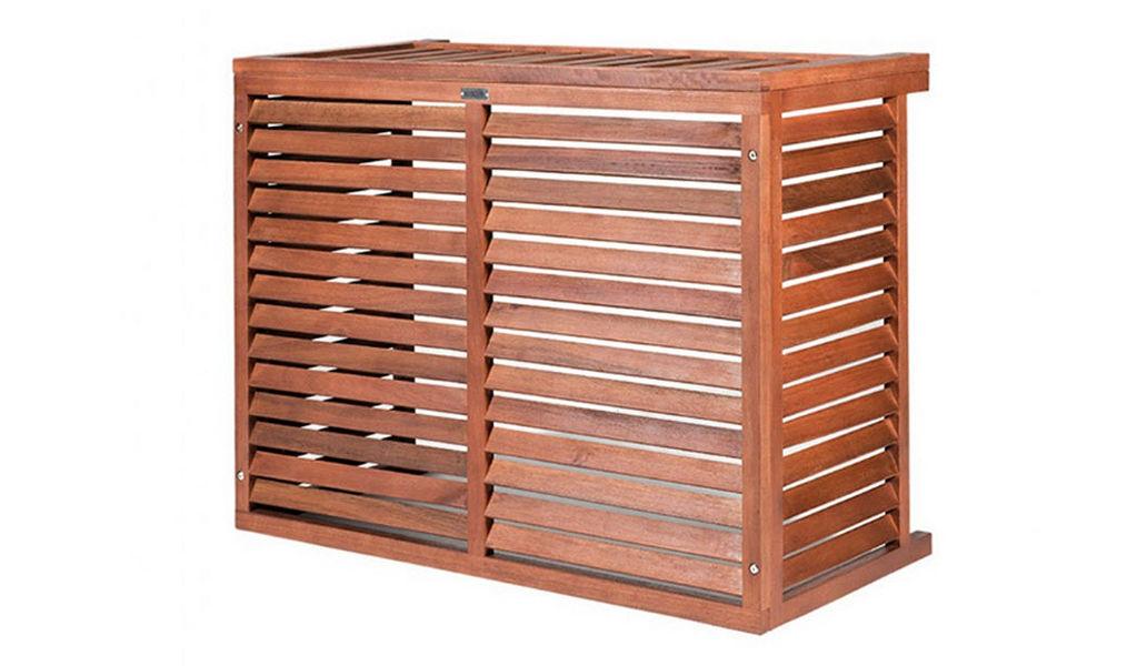 DECOCLIM Klimaanlagenabdeckung Klimaanlage, Ventilation Ausstattung   