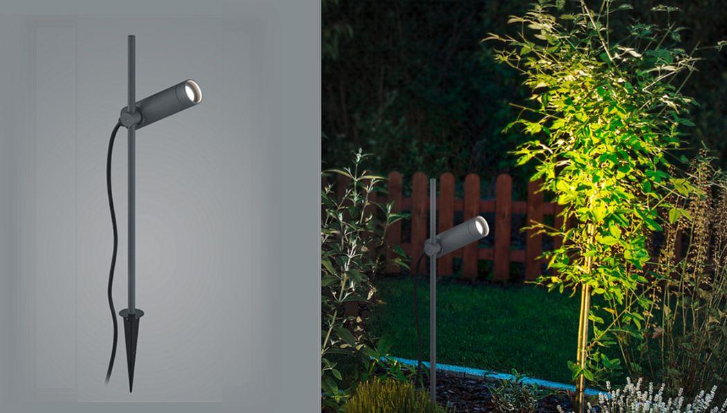 Helestra Steckscheinwerfer Bodenbeleuchtungen Außenleuchten  |