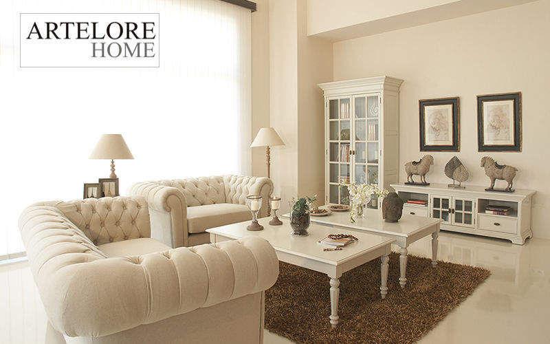 ARTELORE HOME Wohnzimmersitzgarnitur Couchgarnituren Sitze & Sofas Wohnzimmer-Bar | Klassisch
