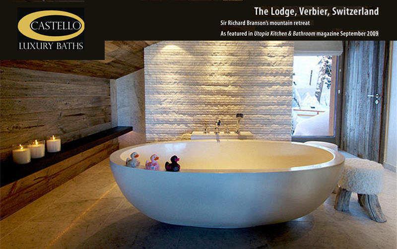 Castello Luxury Baths Freistehende Badewanne Badewannen Bad Sanitär Badezimmer |