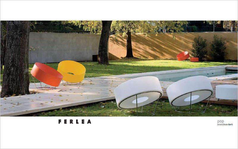 Ferlea    Garten-Pool   Design Modern