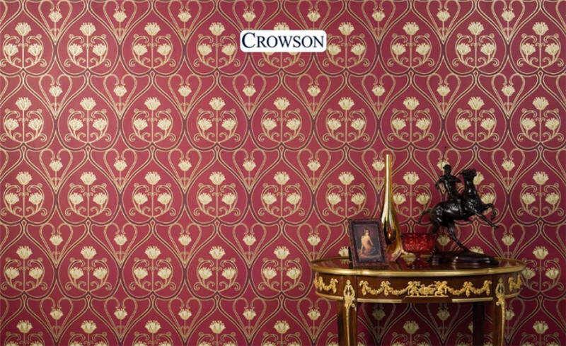 Crowson & Monkwell Fabrics    Eingang | Klassisch