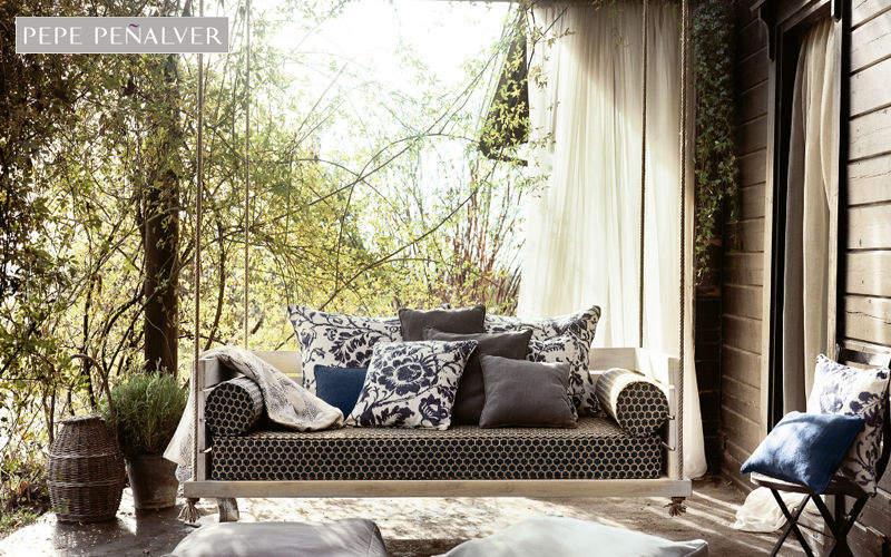 Pepe Penalver Sitzmöbel Stoff Möbelstoffe Stoffe & Vorhänge Terrasse   Design Modern