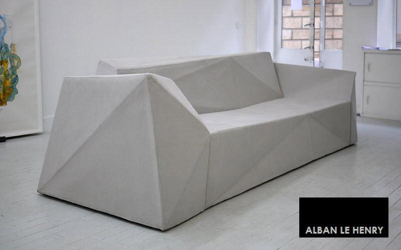 ALBAN LE HENRY Sofa 3-Sitzer Sofas Sitze & Sofas Wohnzimmer-Bar | Unkonventionell