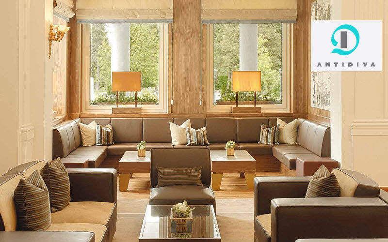 ANTIDIVA Wohnzimmersitzgarnitur Couchgarnituren Sitze & Sofas  |
