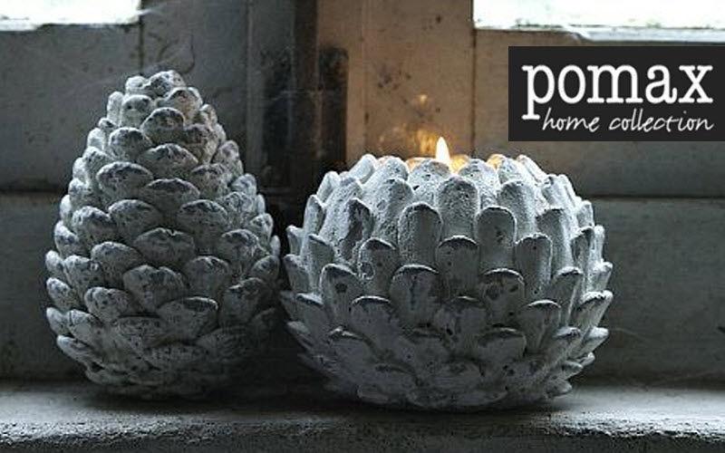 Pomax Dekokerze Kerzen und Kerzenständer Dekorative Gegenstände  |