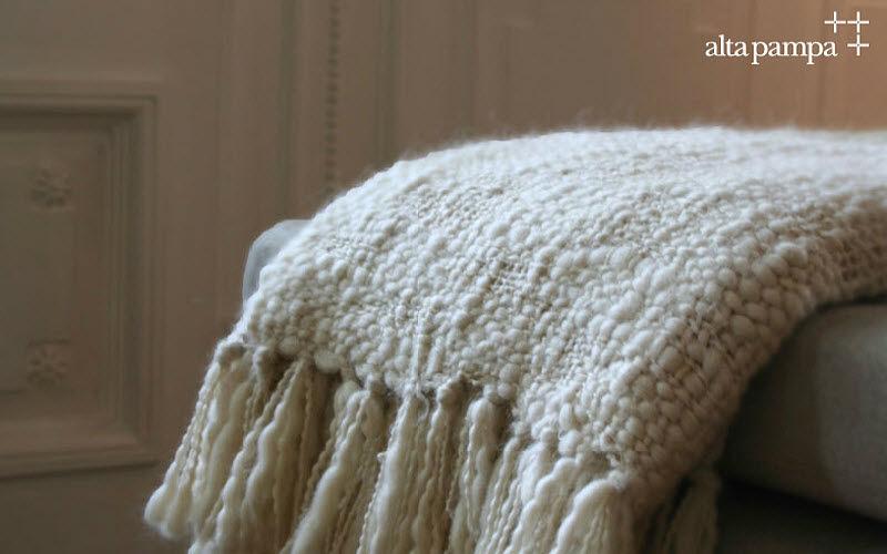 ALTA PAMPA Plaid Bettdecken und Plaids Haushaltswäsche   