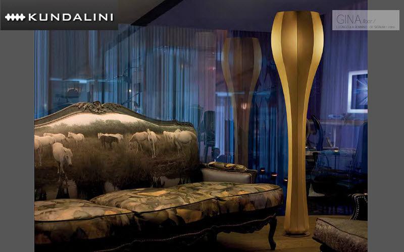 Kundalini Stehlampe Stehlampe Innenbeleuchtung Wohnzimmer-Bar | Unkonventionell