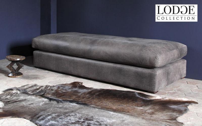 LODGE COLLECTION Gepolsterte Bank Sitzbänke Sitze & Sofas Wohnzimmer-Bar | Design Modern