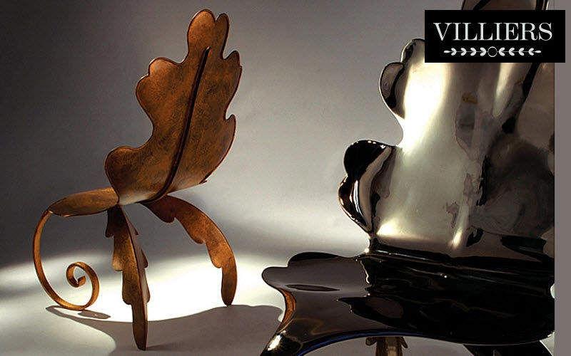 Villiers Stuhl Stühle Sitze & Sofas Wohnzimmer-Bar | Unkonventionell