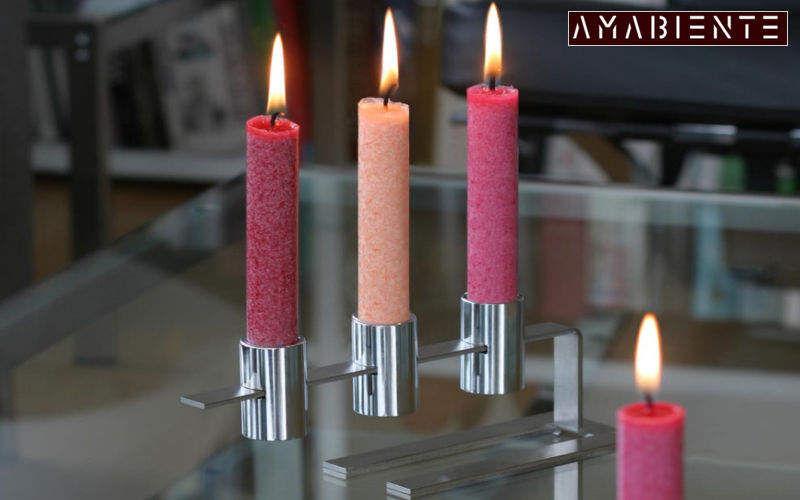 AMABIENTE Kerzenständer Kerzen und Kerzenständer Dekorative Gegenstände  |