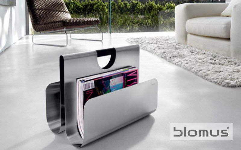 Blomus Zeitschriftenständer Kleine Möbel Regale & Schränke Wohnzimmer-Bar |