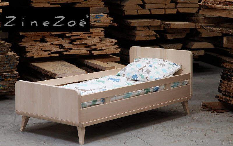 ZINEZOE Kinderbett Kinderzimmer Kinderecke   