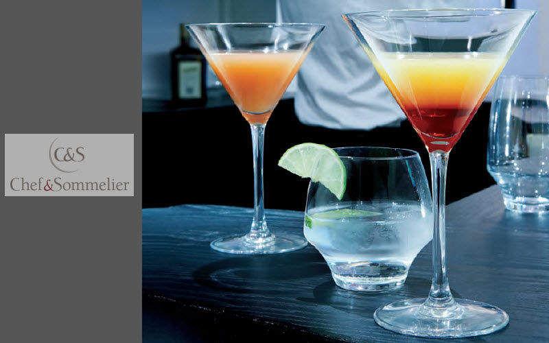 CHEF & SOMMELIER Cocktailglas Gläser Glaswaren  |