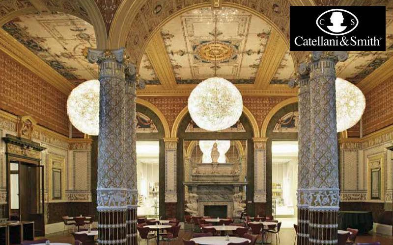Catellani & Smith Bürohängelampe Kronleuchter und Hängelampen Innenbeleuchtung  |
