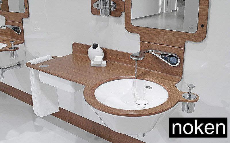 NOKEN waschtischplatte Waschbecken Bad Sanitär  |