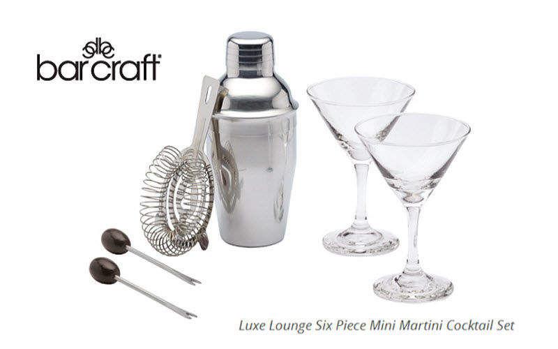 BAR CRAFT Cocktail-Set Cocktail und Aperitiv Tischzubehör  |
