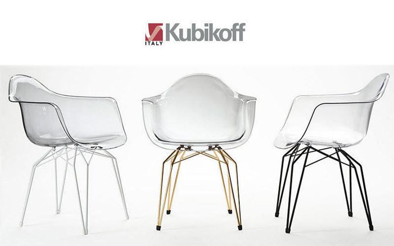 KUBIKOFF Bridge-Sessel Sessel Sitze & Sofas  |