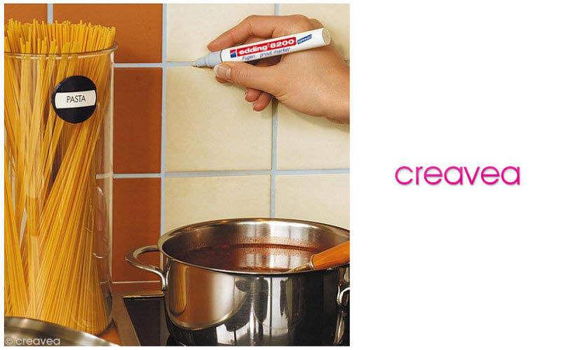 CREAVEA Fugen-Erneuerer Reinigungs- und Abbeizmittel Heimwerker   