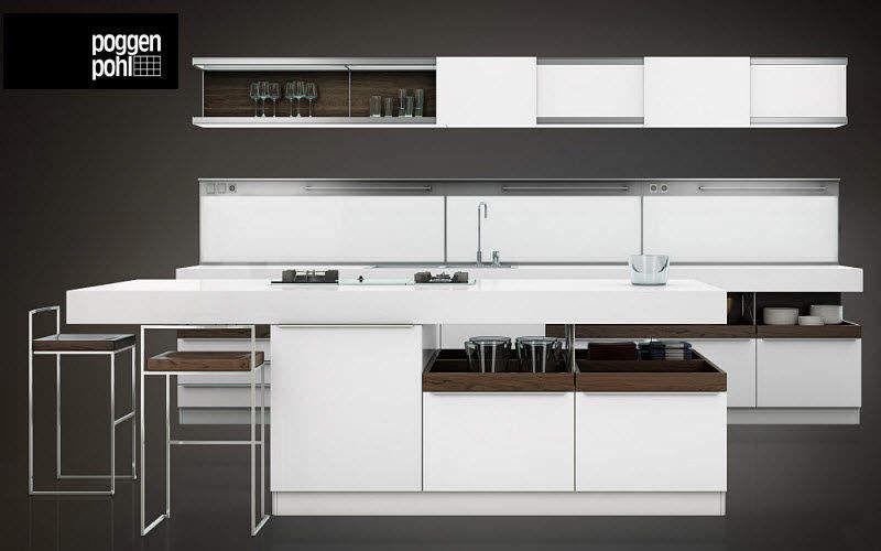 POGGENPOHL Einbauküche Küchen Küchenausstattung  |