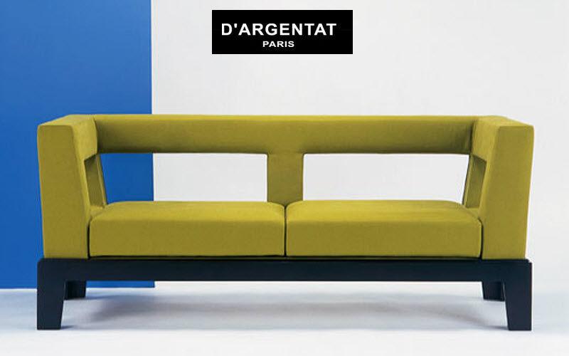 D'ARGENTAT PARIS Gepolsterte Bank Sitzbänke Sitze & Sofas  |