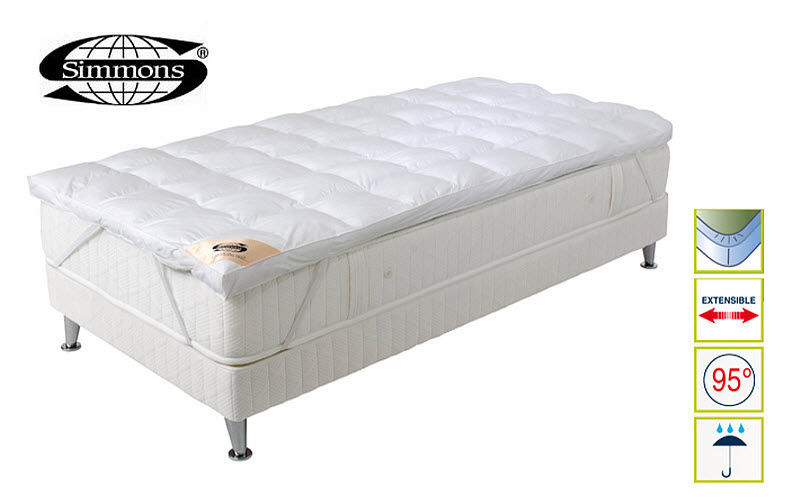 Simmons Matratzen-Schutzbezug Matratzenschutz Haushaltswäsche  |