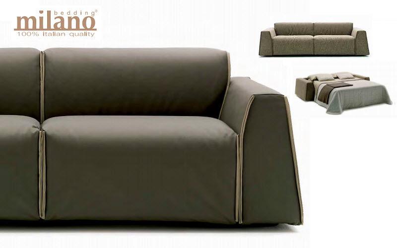 Milano Bedding Ausziehsofa Sofas Sitze & Sofas   