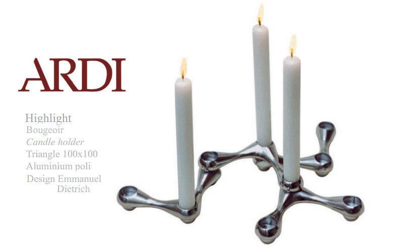 Ardi Kerzenständer Kerzen und Kerzenständer Dekorative Gegenstände  |