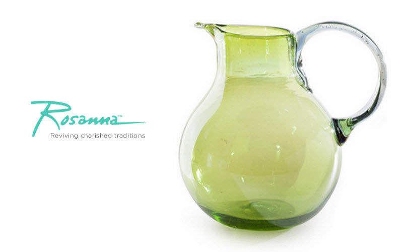 Rosanna Wasserkrug Flaschen und Karaffen Glaswaren  |
