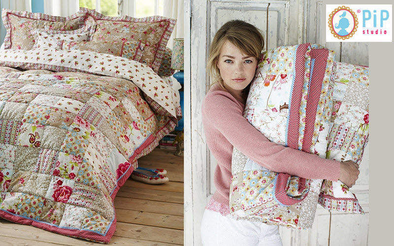 PIP STUDIO Quilt/Patchworkdecke Bettdecken und Plaids Haushaltswäsche  |