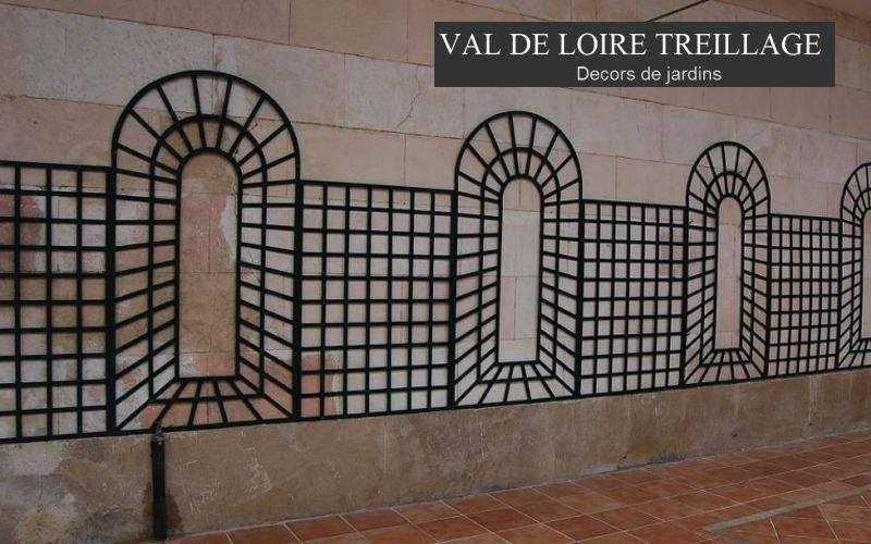 Val De Loire Treillage Spalier Scherenzaun und Spalieren Gartenhäuser, Gartentore...   