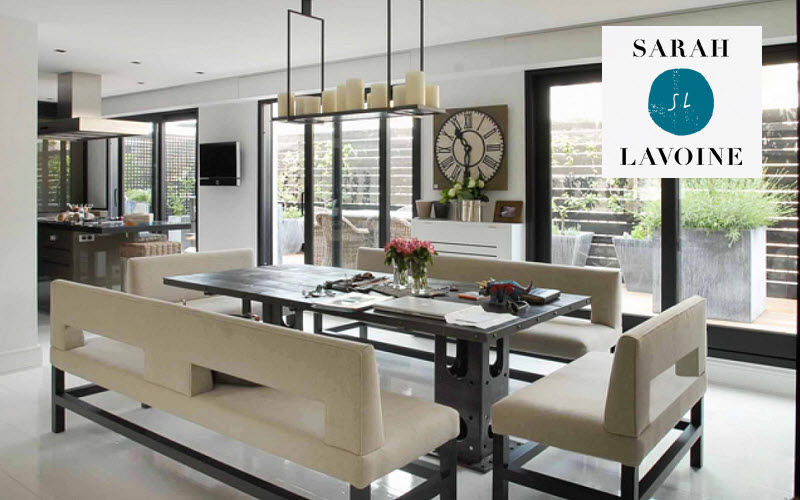 Maison Sarah Lavoine Gepolsterte Bank Sitzbänke Sitze & Sofas  |
