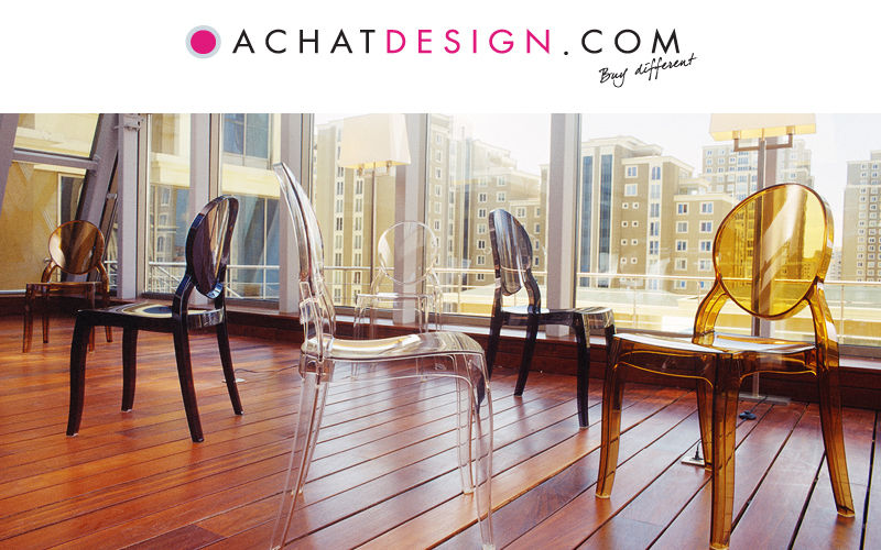 ACHATDESIGN Medaillon-Stuhl Stühle Sitze & Sofas  |