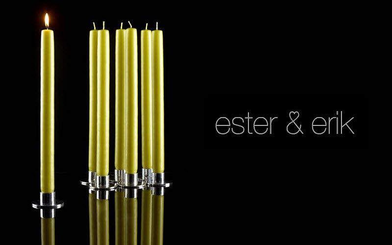 ESTER & ERIK Kerze Kerzen und Kerzenständer Dekorative Gegenstände  |