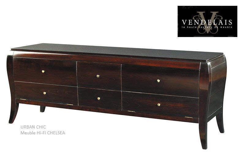 Atelier Du Vendelais Hifi-Möbel Verschiedene Möbel Tisch Wohnzimmer-Bar | Klassisch