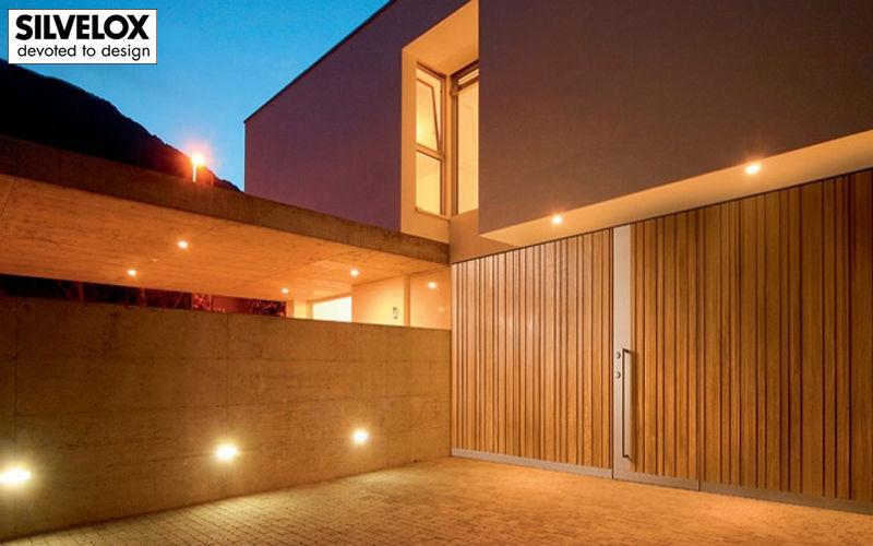 Silvelox Garagenschiebetor Garagentor Fenster & Türen Keller-Garage | Design Modern