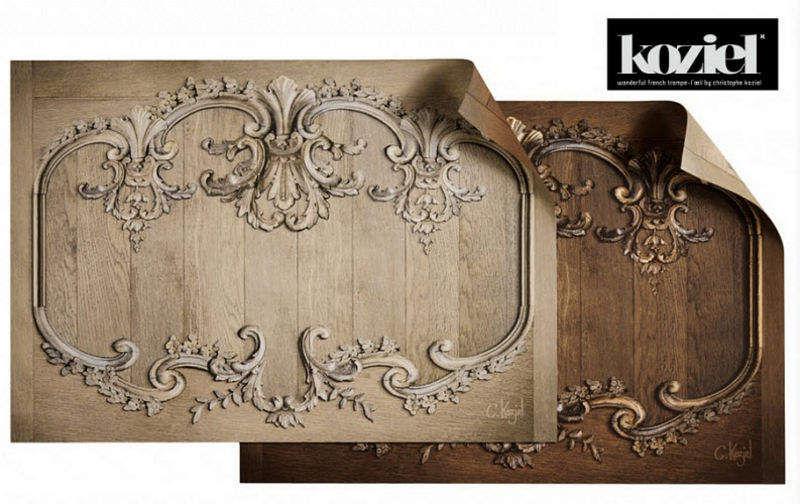 Koziel Tischset Sets Tischwäsche    Unkonventionell
