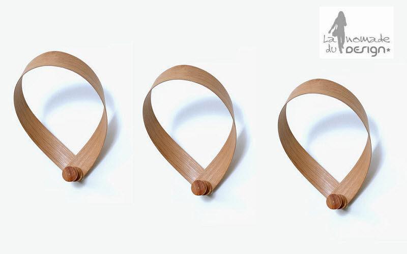 LA NOMADE DU DESIGN Wandhaken Möbel & Accessoires für den Eingangsbereich Regale & Schränke  |