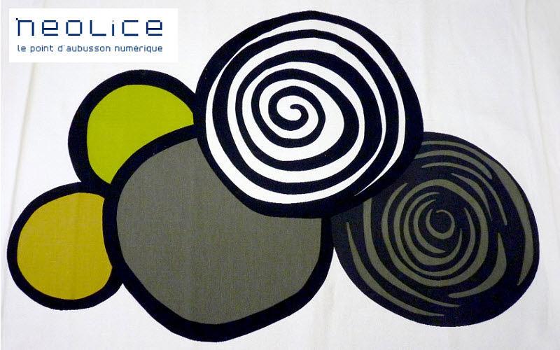 NEOLICE Bestickter Wandteppich Wandteppiche Teppiche  |