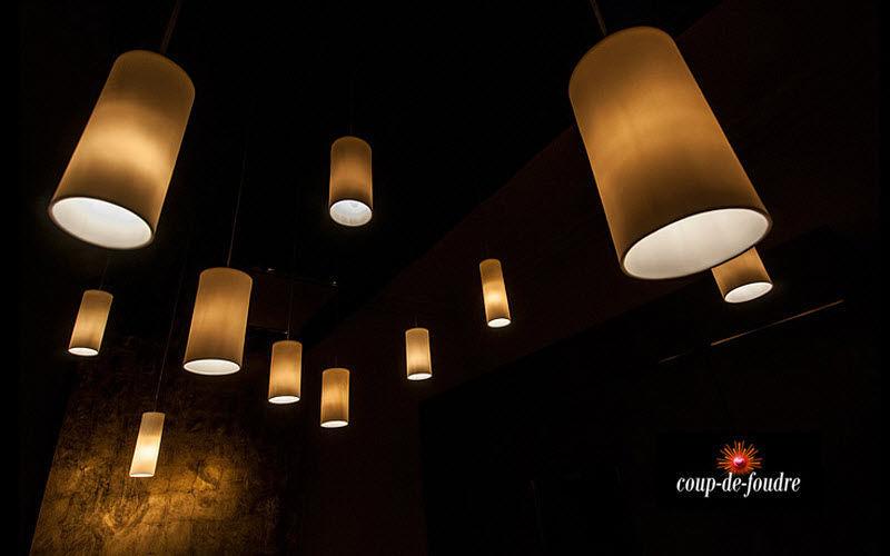 COUP DE FOUDRE Deckenlampe Hängelampe Kronleuchter und Hängelampen Innenbeleuchtung   