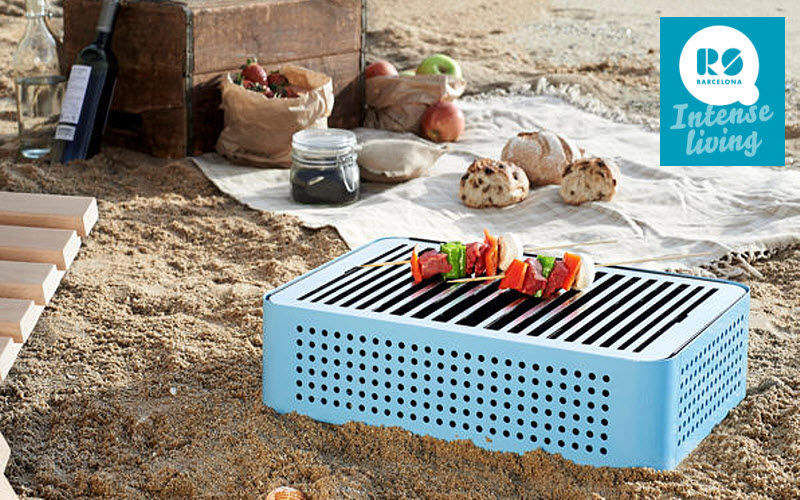 RS Barcelona Tragbarer Grill Grill Außen Diverses  |