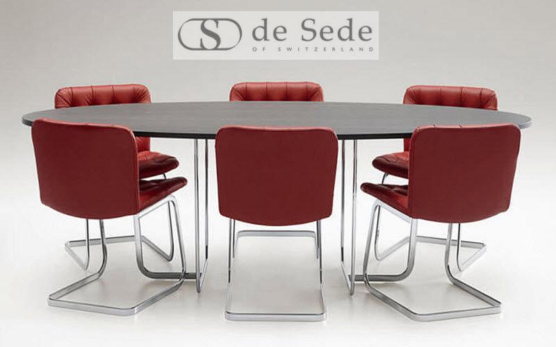 De Sede Ovaler Esstisch Esstische Tisch  |