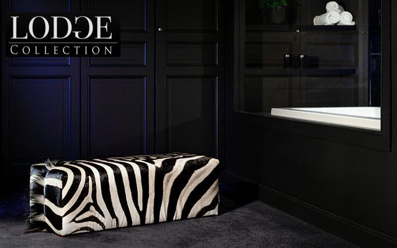 LODGE COLLECTION Gepolsterte Bank Sitzbänke Sitze & Sofas  | Exotisch
