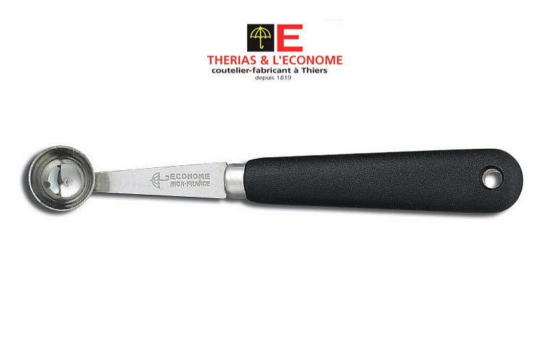 THERIAS & L'ECONOME Apfelausstecher Schneiden und Schälen Küchenaccessoires  |