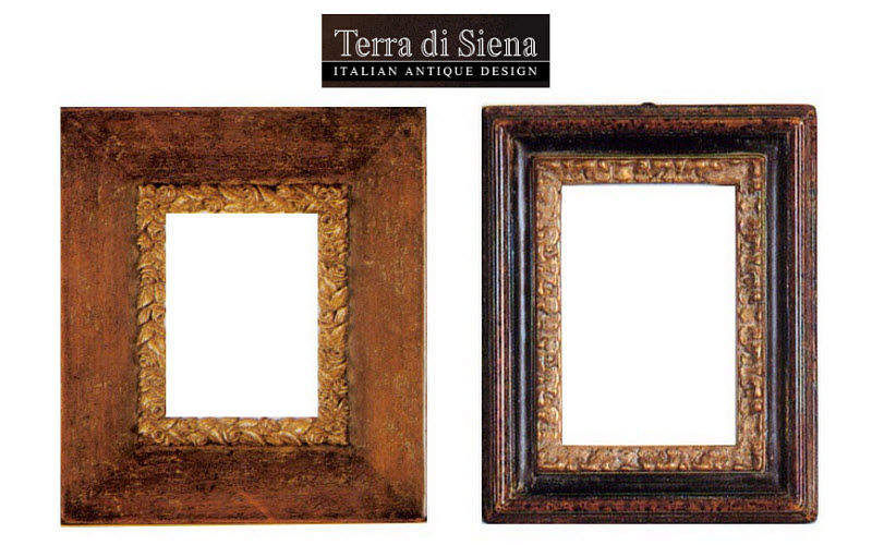 Terra Di Siena Rahmen Bilderrahmen Dekorative Gegenstände  | Klassisch